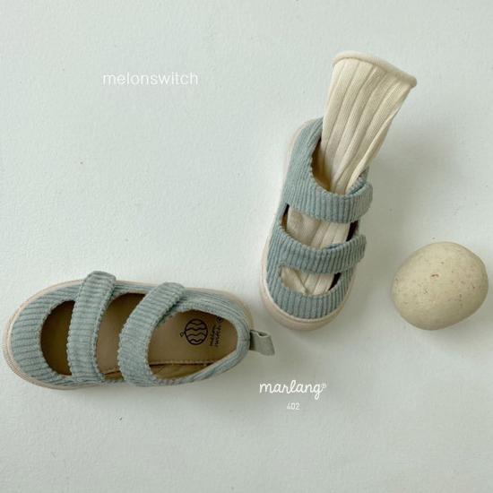 MELONSWITCH - Korean Children Fashion - #Kfashion4kids - Baguette Shoes - 6