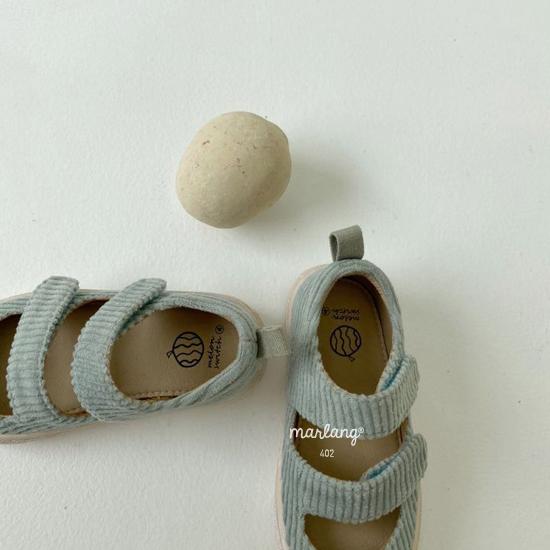 MELONSWITCH - Korean Children Fashion - #Kfashion4kids - Baguette Shoes - 7