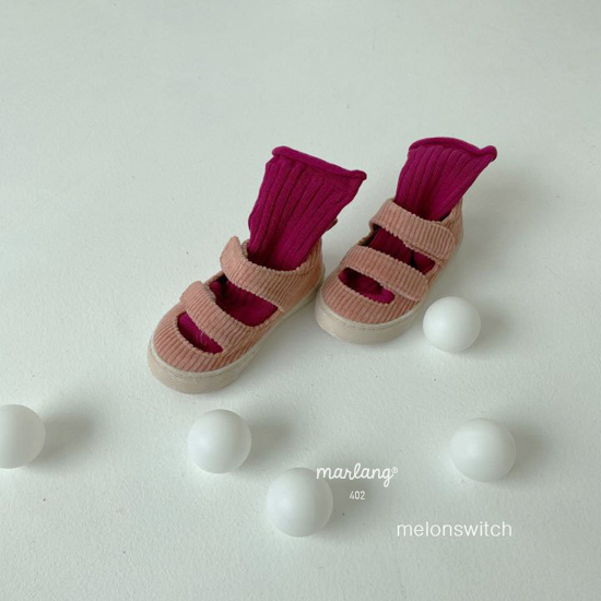 MELONSWITCH - Korean Children Fashion - #Kfashion4kids - Baguette Shoes - 8