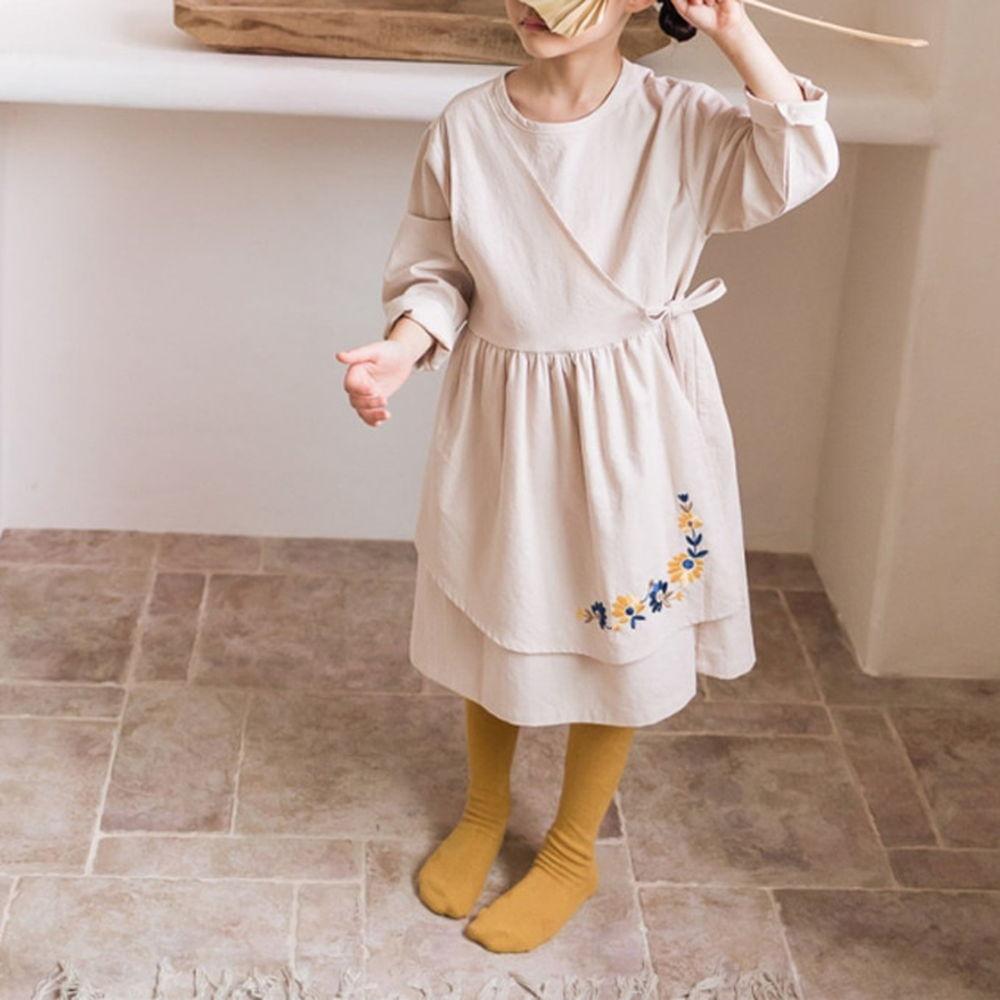 MILK POWDER - BRAND - Korean Children Fashion - #Kfashion4kids - Cozy One-piece