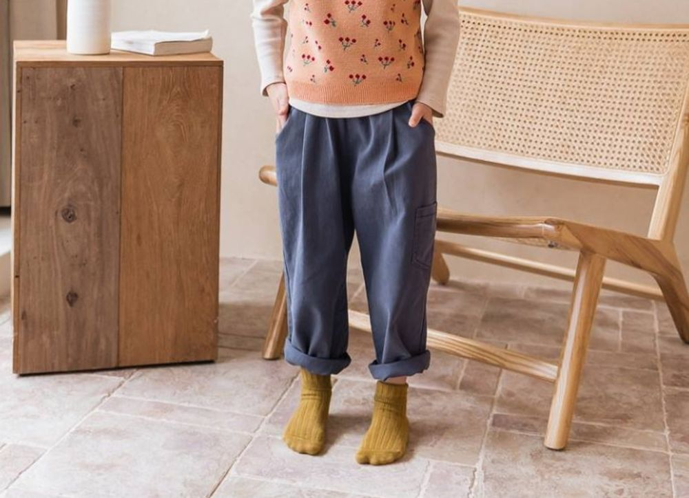 MILK POWDER - Korean Children Fashion - #Kfashion4kids - Joy Pants