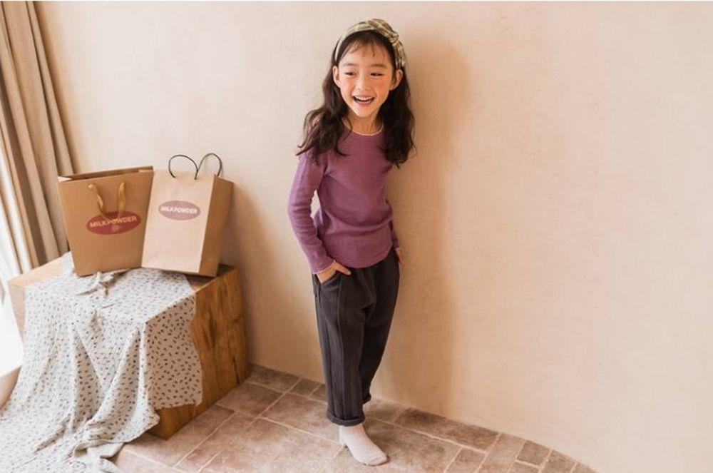 MILK POWDER - Korean Children Fashion - #Kfashion4kids - Meringe Tee