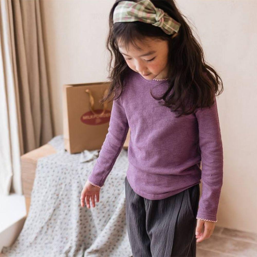 MILK POWDER - BRAND - Korean Children Fashion - #Kfashion4kids - Meringe Tee