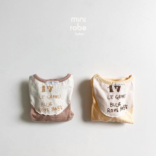 MINI ROBE - Korean Children Fashion - #Kfashion4kids - 17 MTM