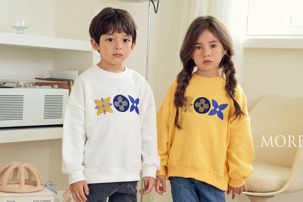 MORE - BRAND - Korean Children Fashion - #Kfashion4kids - Louise Flower MTM