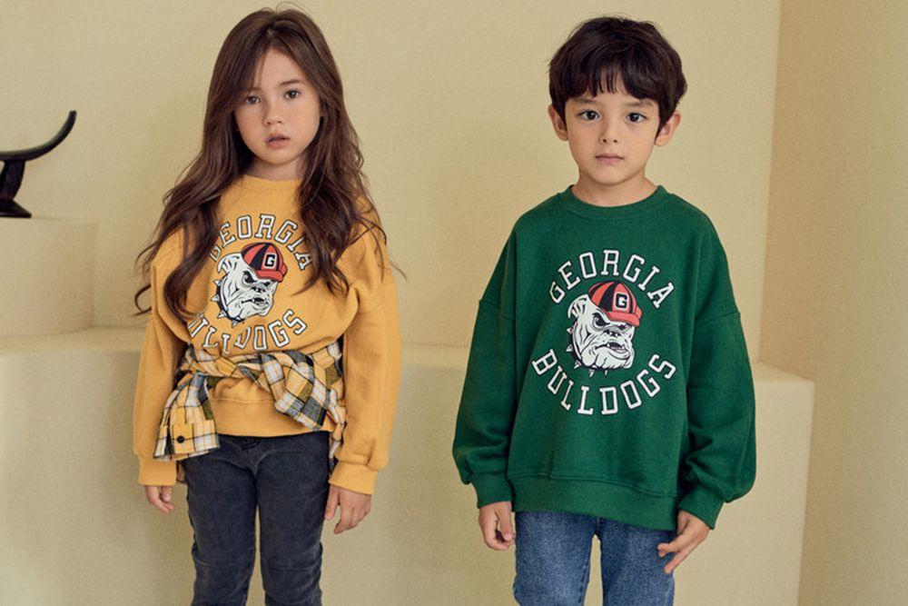 MORE - BRAND - Korean Children Fashion - #Kfashion4kids - Bulldog MTM