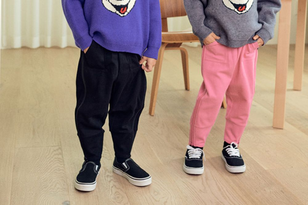 MORE - BRAND - Korean Children Fashion - #Kfashion4kids - Training Pants