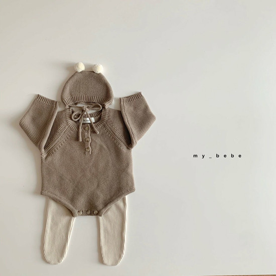 MY BEBE - Korean Children Fashion - #Kfashion4kids - Rib Foot Leggings - 6