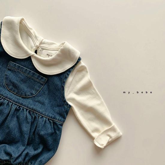 MY BEBE - Korean Children Fashion - #Kfashion4kids - Autumn Pumpkin Bodysuit - 8