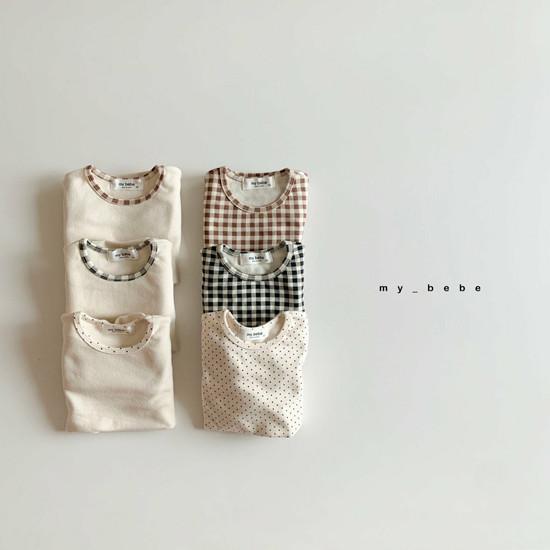 MY BEBE - Korean Children Fashion - #Kfashion4kids - Two Rompers Set with Hairband - 2