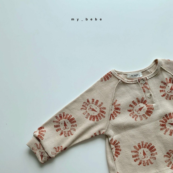 MY BEBE - Korean Children Fashion - #Kfashion4kids - Waffle Tee - 11