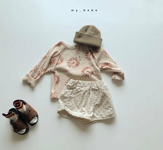 MY BEBE - Korean Children Fashion - #Kfashion4kids - Waffle Tee - 8