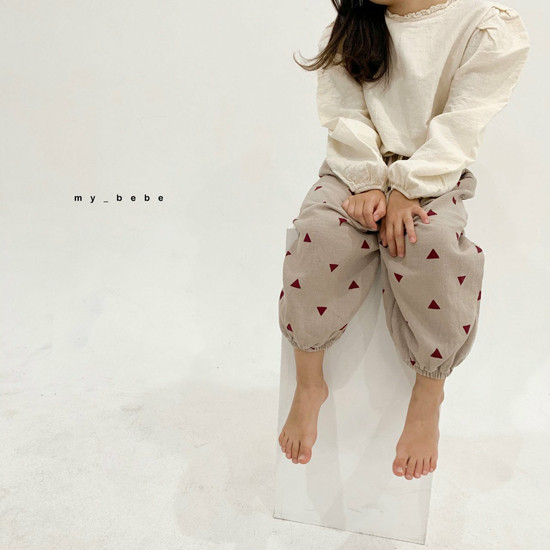 MY BEBE - Korean Children Fashion - #Kfashion4kids - Sausage Pants - 11