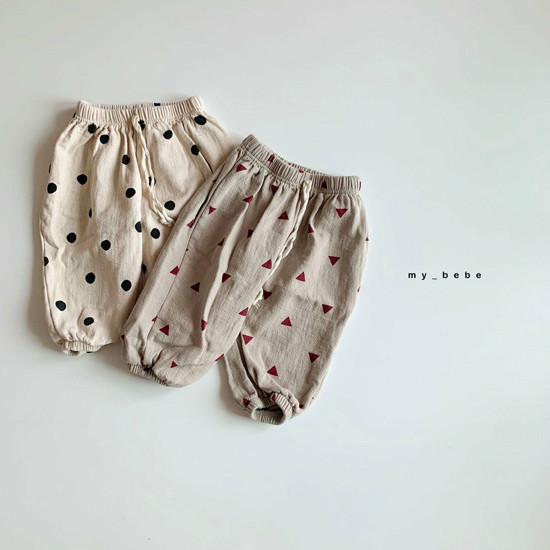 MY BEBE - Korean Children Fashion - #Kfashion4kids - Sausage Pants - 2
