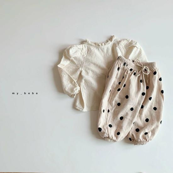 MY BEBE - Korean Children Fashion - #Kfashion4kids - Sausage Pants - 9