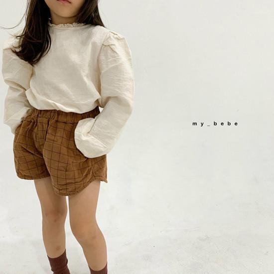MY BEBE - Korean Children Fashion - #Kfashion4kids - Puff Blouse - 10