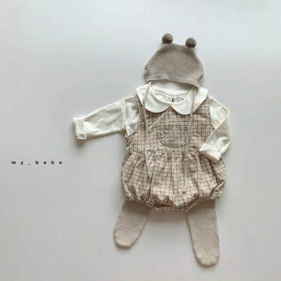 MY BEBE - Korean Children Fashion - #Kfashion4kids - Collar Tee - 9