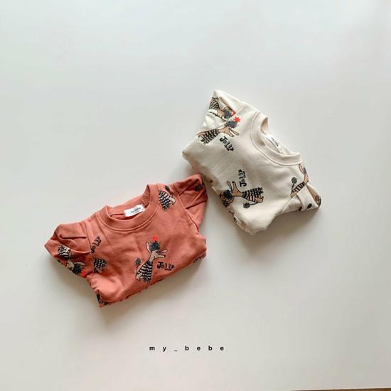 MY BEBE - Korean Children Fashion - #Kfashion4kids - Puddle One-piece