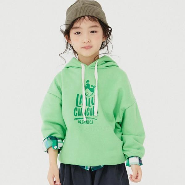 NAVI - BRAND - Korean Children Fashion - #Kfashion4kids - Chacha Hood Tee