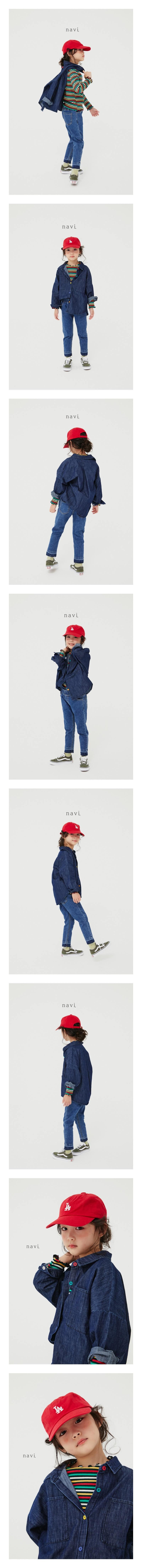 NAVI - Korean Children Fashion - #Kfashion4kids - Molly Shirt
