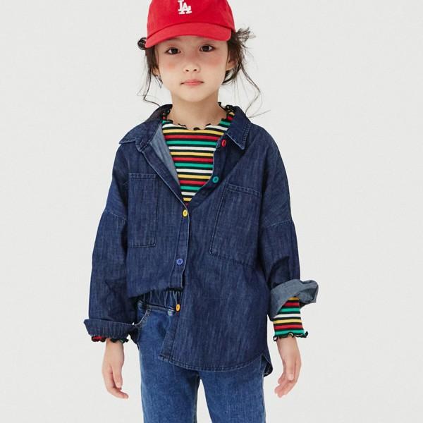 NAVI - BRAND - Korean Children Fashion - #Kfashion4kids - Molly Shirt