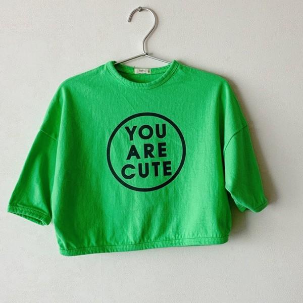 NAVI - BRAND - Korean Children Fashion - #Kfashion4kids - You Are Tee
