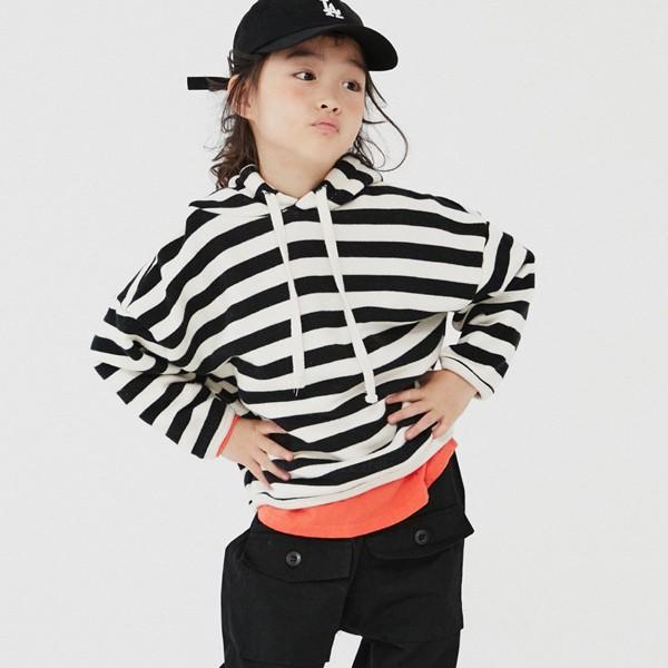 NAVI - BRAND - Korean Children Fashion - #Kfashion4kids - Luca Hood Tee
