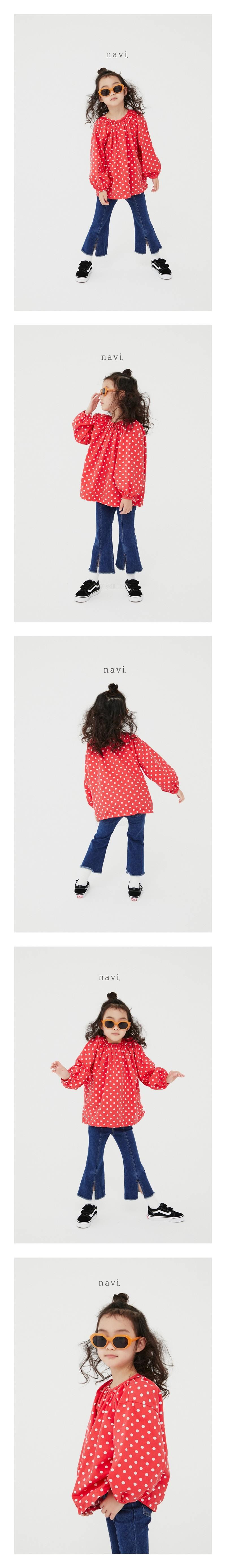 NAVI - Korean Children Fashion - #Kfashion4kids - Sella Bootscut Pants