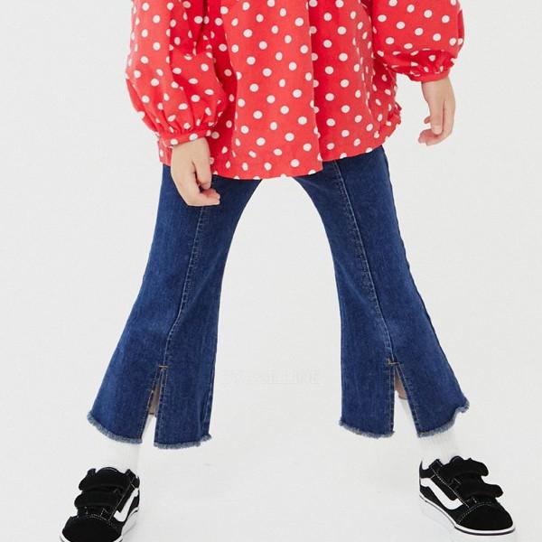 NAVI - BRAND - Korean Children Fashion - #Kfashion4kids - Sella Bootscut Pants