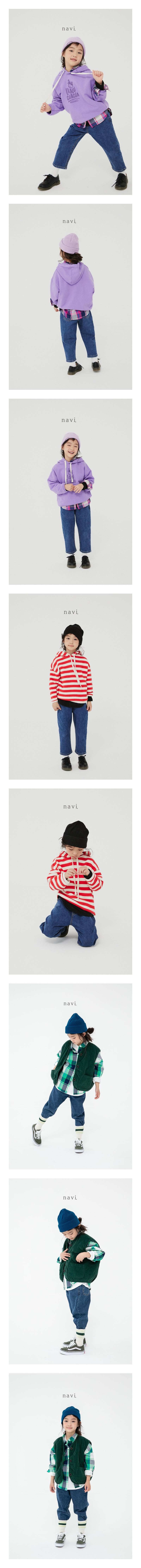 NAVI - Korean Children Fashion - #Kfashion4kids - Avo Denim Pants