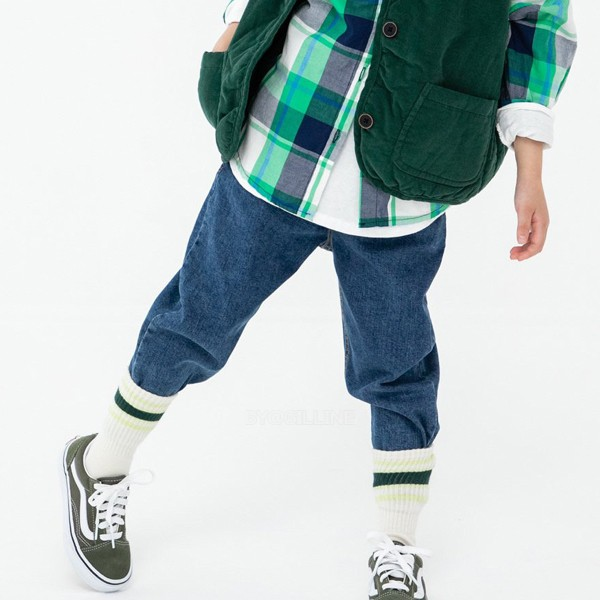 NAVI - BRAND - Korean Children Fashion - #Kfashion4kids - Avo Denim Pants