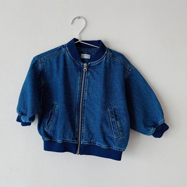 NAVI - BRAND - Korean Children Fashion - #Kfashion4kids - Boxy Blouson