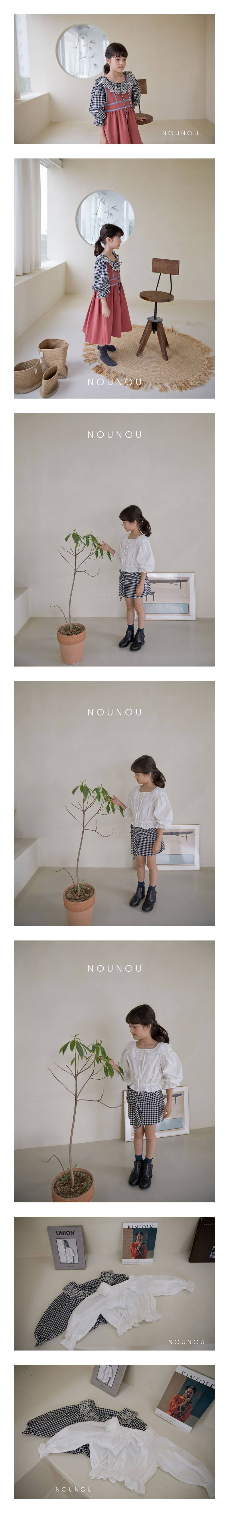 NOUNOU - Korean Children Fashion - #Kfashion4kids - Lovely Blouse