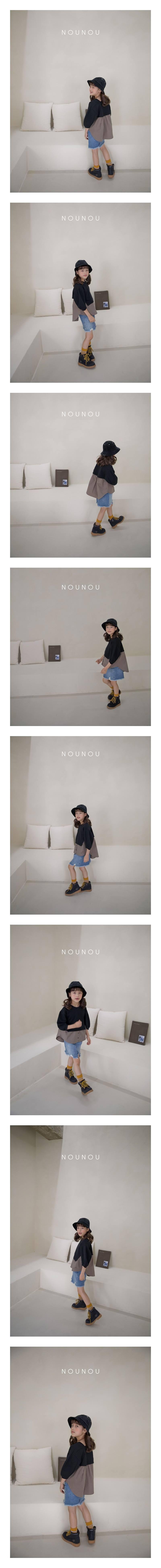 NOUNOU - Korean Children Fashion - #Kfashion4kids - MTM Blouse