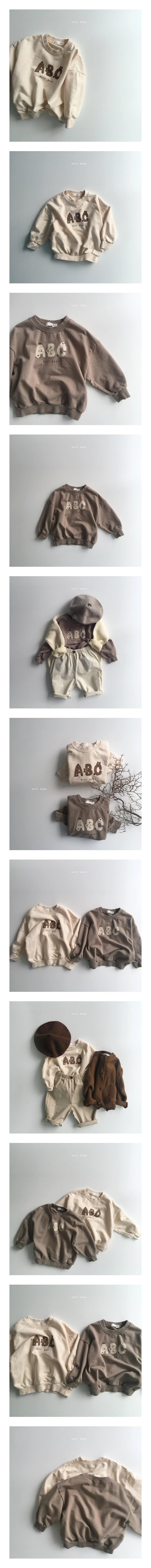 OOTT BEBE - Korean Children Fashion - #Kfashion4kids - ABC MTM - 2