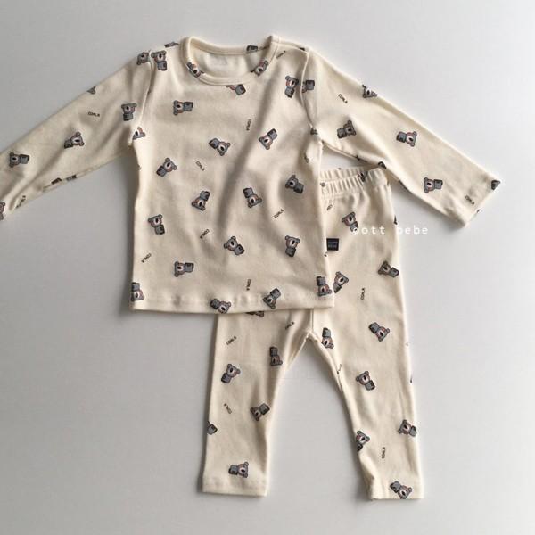OOTT BEBE - BRAND - Korean Children Fashion - #Kfashion4kids - Coala Easywear