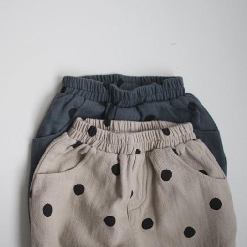 OPENING & - BRAND - Korean Children Fashion - #Kfashion4kids - Sumi Dot Pants
