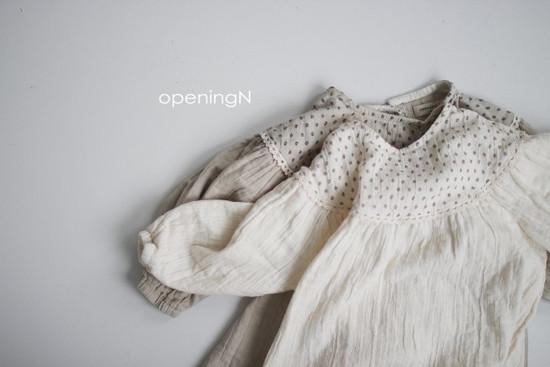 OPENING & - Korean Children Fashion - #Kfashion4kids - Lulu One-piece