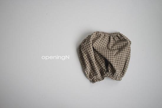 OPENING & - Korean Children Fashion - #Kfashion4kids - Square Bloomer - 3
