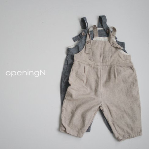 OPENING & - BRAND - Korean Children Fashion - #Kfashion4kids - Porte Overalls