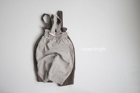 OPENING & - Korean Children Fashion - #Kfashion4kids - Up And Up Pants