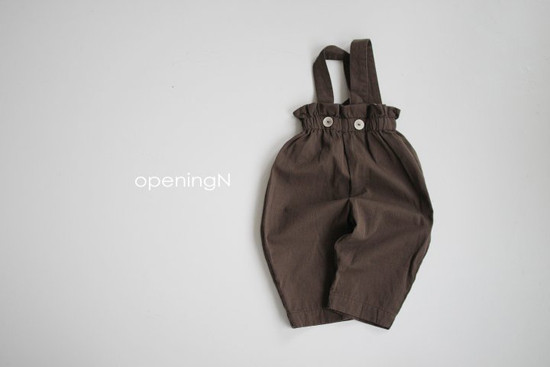 OPENING & - Korean Children Fashion - #Kfashion4kids - Up And Up Pants - 2