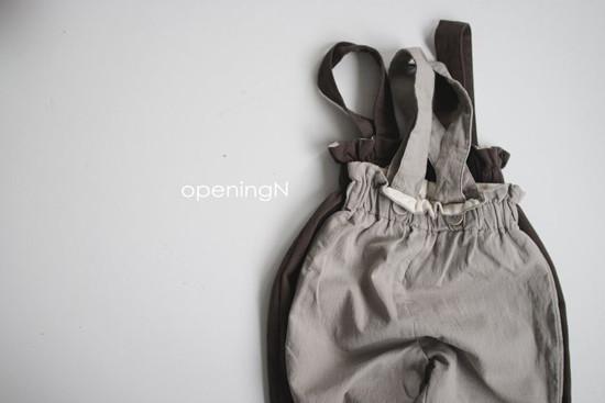OPENING & - Korean Children Fashion - #Kfashion4kids - Up And Up Pants - 5