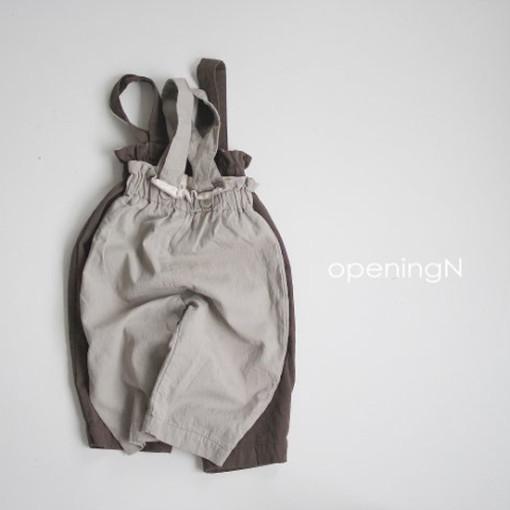 OPENING & - BRAND - Korean Children Fashion - #Kfashion4kids - Up And Up Pants