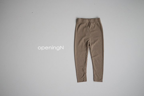OPENING & - Korean Children Fashion - #Kfashion4kids - Clover Leggings - 3
