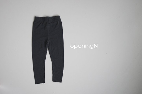 OPENING & - Korean Children Fashion - #Kfashion4kids - Clover Leggings - 4