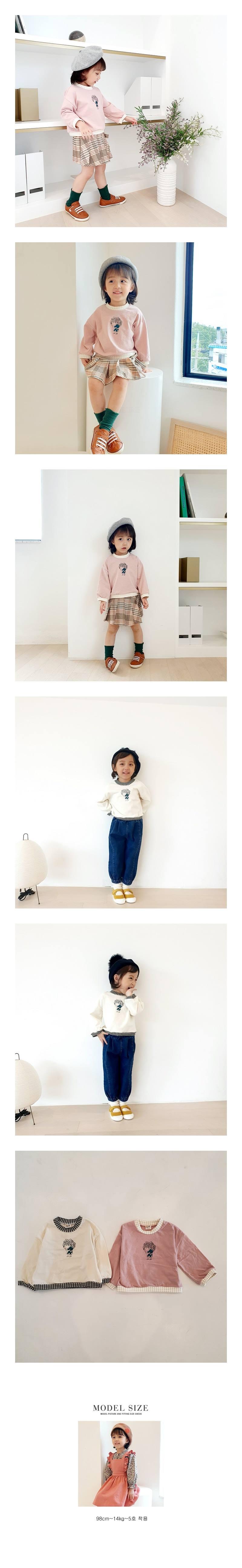 ORANGE MOM - Korean Children Fashion - #Kfashion4kids - Dumble Tee