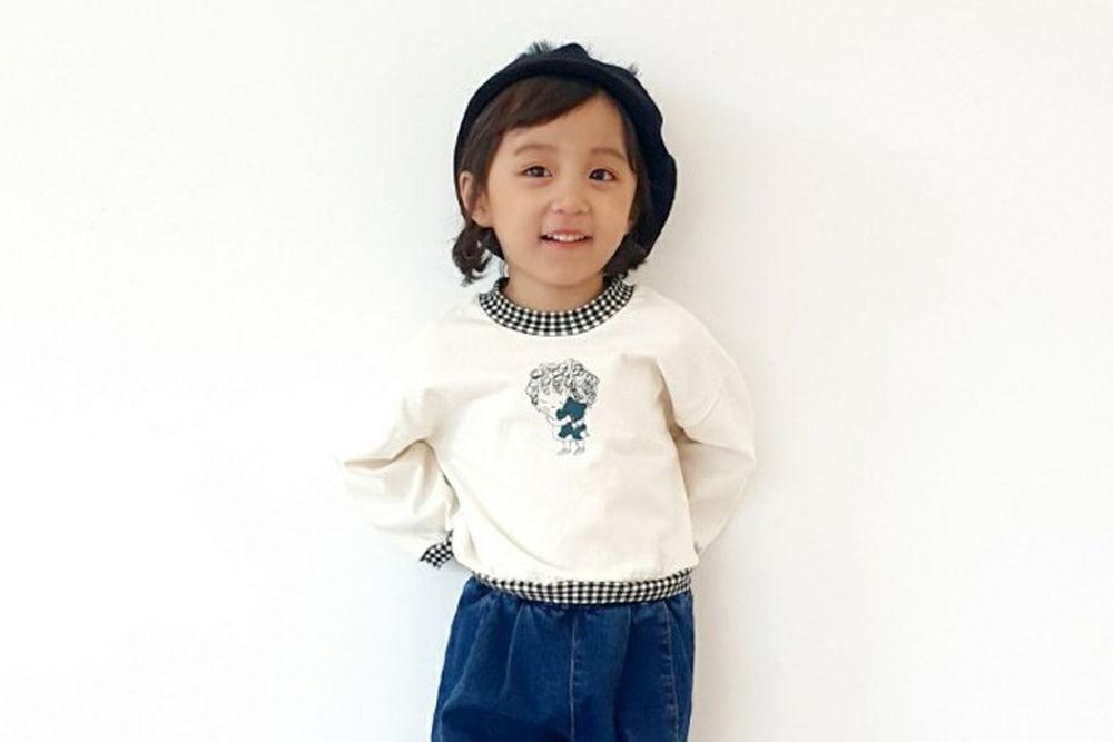ORANGE MOM - BRAND - Korean Children Fashion - #Kfashion4kids - Dumble Tee