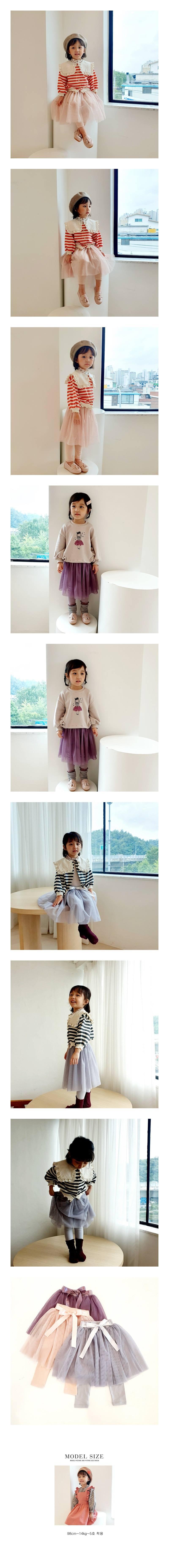 ORANGE MOM - Korean Children Fashion - #Kfashion4kids - Cha Skirt