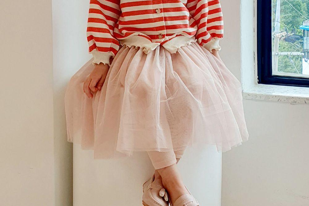 ORANGE MOM - BRAND - Korean Children Fashion - #Kfashion4kids - Cha Skirt